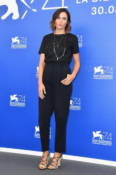 Anna Foglietta em 77º festival de cinema de Veneza